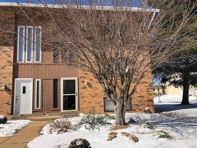 169 Carmel Woods, Ellisville, MO 63021 (#21008486) :: Matt Smith Real Estate Group