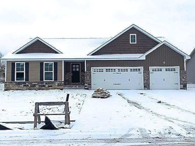 124 Timber Terrace, Troy, IL 62294 (#21009070) :: Fusion Realty, LLC