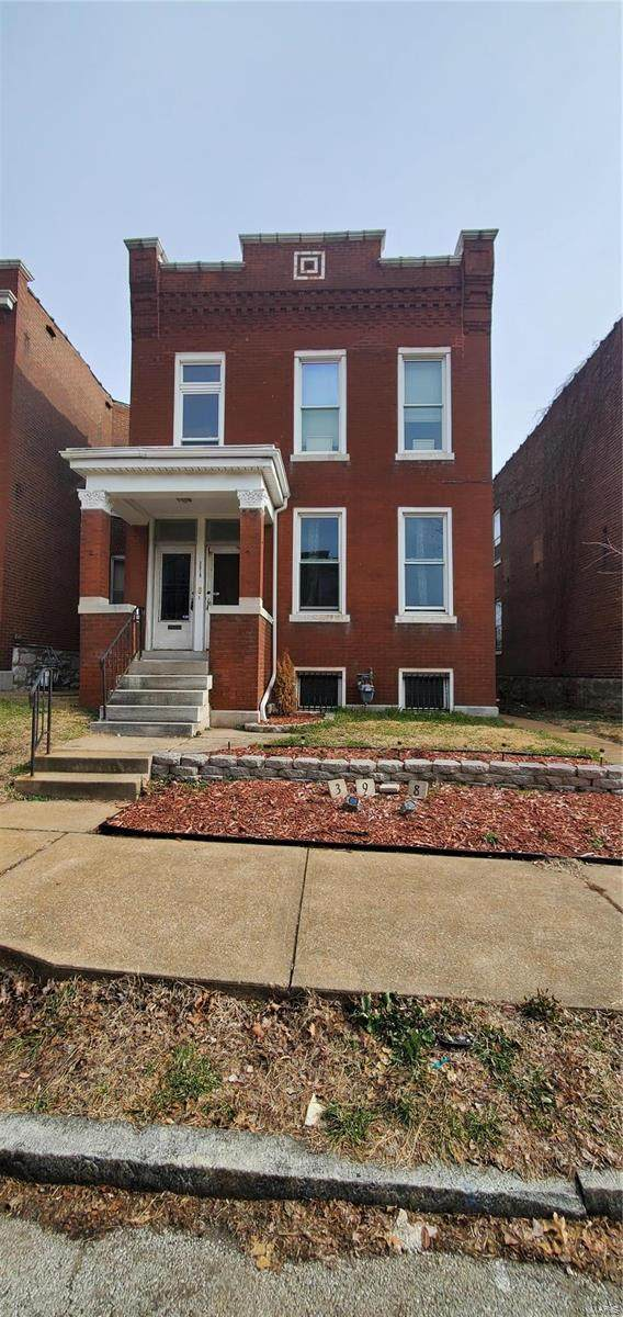 3918 Michigan Avenue, St Louis, MO 63118 (#21009888) :: Reconnect Real Estate