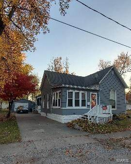 310 W Kaskaskia Street, PINCKNEYVILLE, IL 62274 (#21010014) :: RE/MAX Vision
