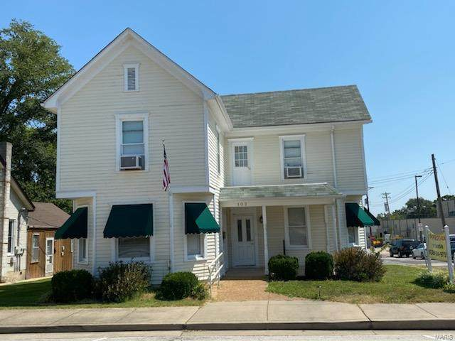 102 N Church Street, Union, MO 63084 (#21010015) :: Jeremy Schneider Real Estate