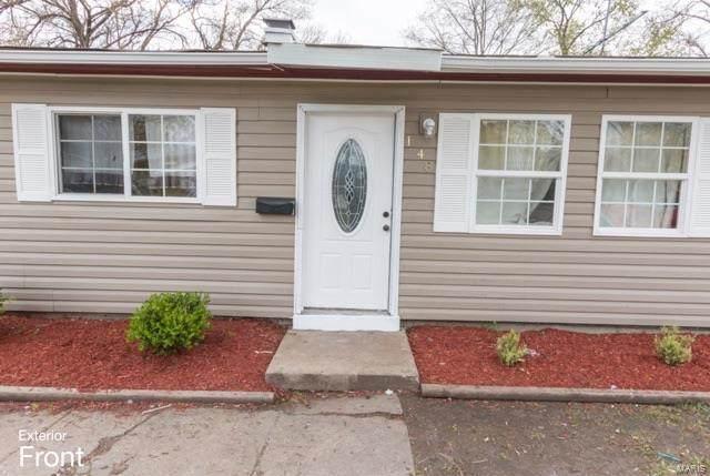 148 Saint James, Cahokia, IL 62206 (#21010088) :: Fusion Realty, LLC
