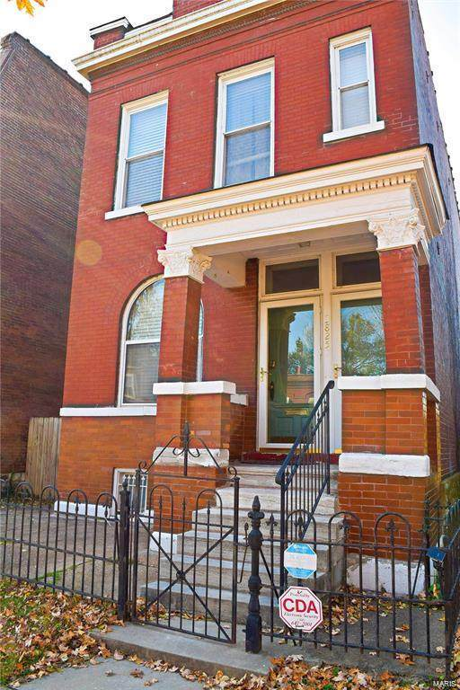 3825 Wisconsin Avenue, St Louis, MO 63118 (#21010439) :: Parson Realty Group