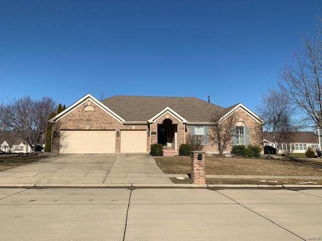 188 Marigold Drive, O'Fallon, IL 62269 (#21010887) :: Fusion Realty, LLC