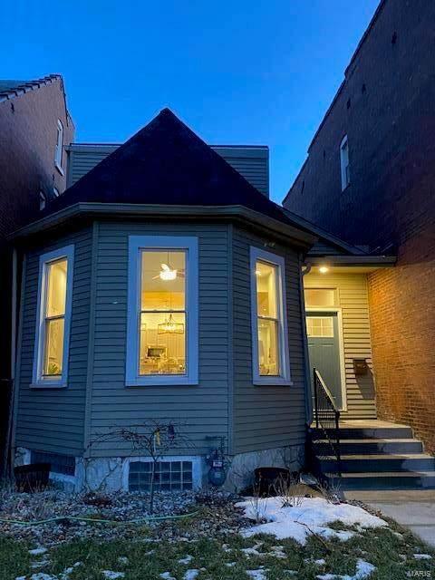 4348 Hartford, St Louis, MO 63116 (#21011133) :: Matt Smith Real Estate Group