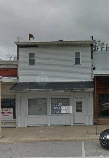 197 W Saint Louis, NASHVILLE, IL 62263 (MLS #21011137) :: Century 21 Prestige