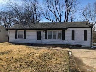 9841 Dennis Drive, St Louis, MO 63136 (#21011241) :: Walker Real Estate Team