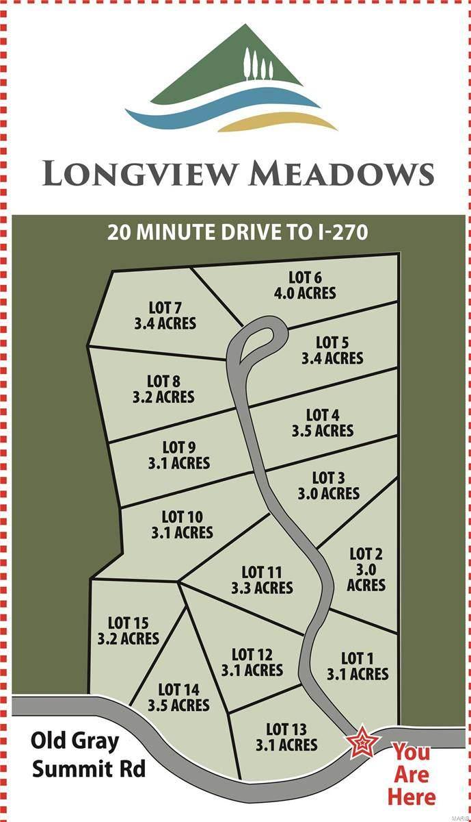 0 Lot 1-15 Longview Meadows - Photo 1