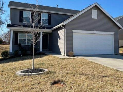 202 Bluestem Lane, O'Fallon, MO 63366 (#21013258) :: RE/MAX Vision