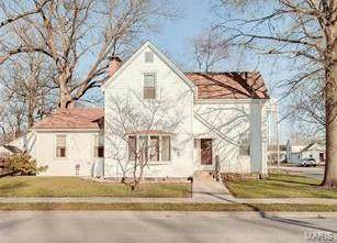 211 S Cherry Street, Freeburg, IL 62243 (#21013329) :: Jeremy Schneider Real Estate