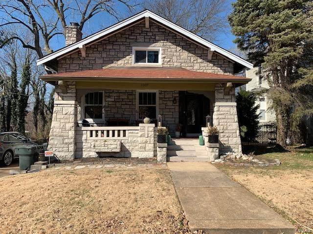 1507 Mccausland Avenue, St Louis, MO 63117 (#21013862) :: Century 21 Advantage