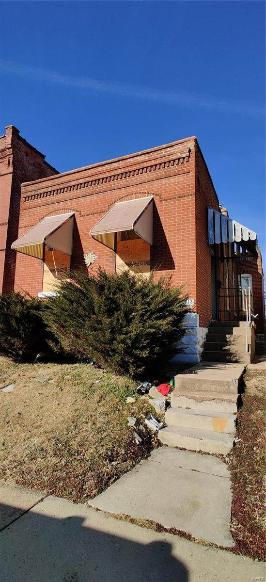 2917 Mount Pleasant, St Louis, MO 63111 (#21014358) :: Clarity Street Realty