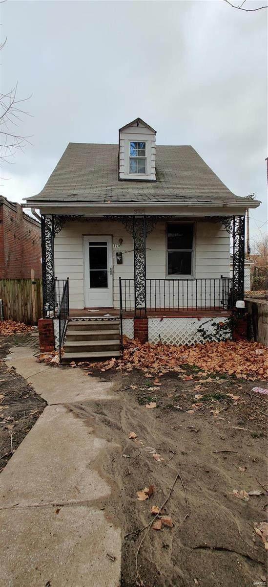 3707 California Avenue, St Louis, MO 63118 (#21014359) :: Clarity Street Realty