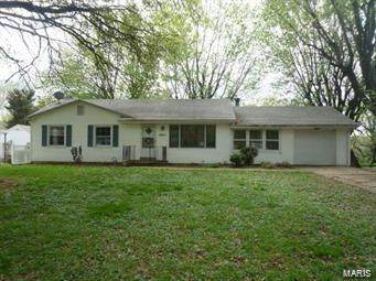 12511 Hillview Drive, St Louis, MO 63138 (#21014626) :: Clarity Street Realty