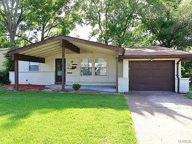 11039 Landseer Drive, St Louis, MO 63136 (#21014987) :: Clarity Street Realty