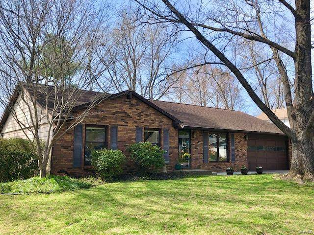 220 S Wedgewood Lane, CARBONDALE, IL 62901 (#21017556) :: Clarity Street Realty