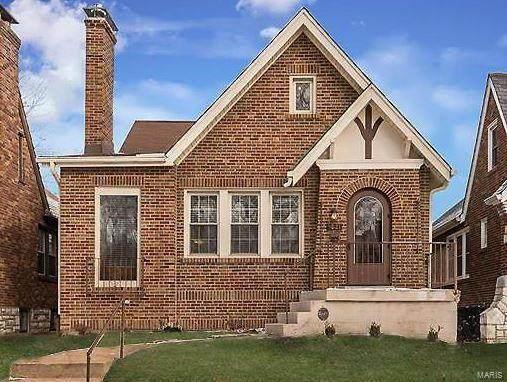5821 Itaska, St Louis, MO 63109 (#21017884) :: Clarity Street Realty