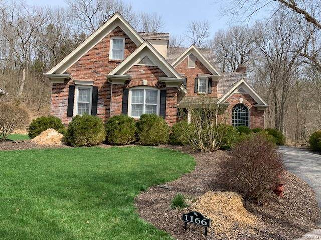 1166 Valley Vue Point, Saint Albans, MO 63073 (#21018936) :: Clarity Street Realty