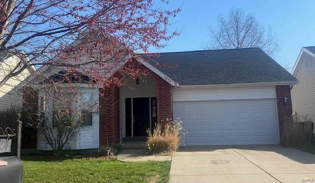 2834 Brookmeadow Drive, Belleville, IL 62221 (MLS #21019702) :: Century 21 Prestige