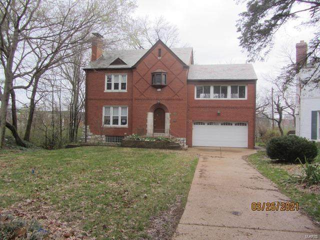 4535 Nadine Court, St Louis, MO 63121 (#21019879) :: RE/MAX Vision