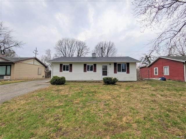 608 Saint Thomas Lane, Cahokia, IL 62206 (#21020326) :: Parson Realty Group