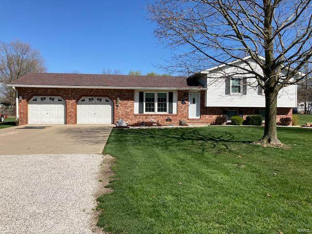 23456 Sweetbriar Place, Jerseyville, IL 62052 (#21020340) :: Tarrant & Harman Real Estate and Auction Co.