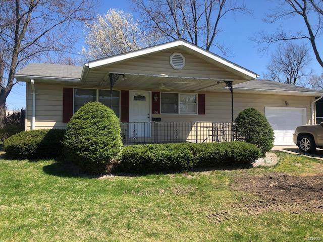 101 S Liberty Street, Jerseyville, IL 62052 (#21020860) :: Tarrant & Harman Real Estate and Auction Co.