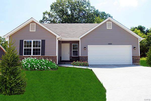 0 Wolf Hollow Est - Brittany, Imperial, MO 63052 (#21021557) :: Parson Realty Group
