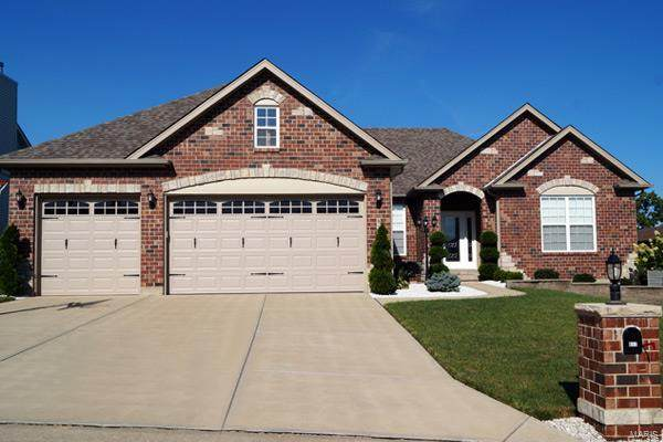 0 Wolf Hollow Est - Richard II, Imperial, MO 63052 (#21021567) :: Parson Realty Group