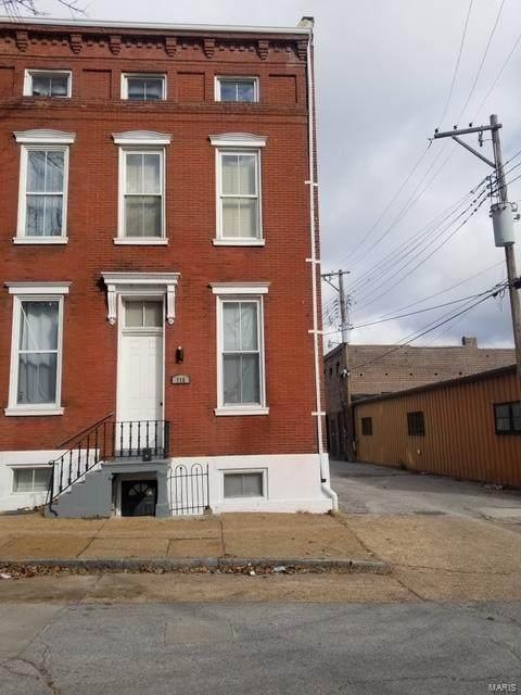 715 Soulard, St Louis, MO 63104 (#21021741) :: RE/MAX Vision