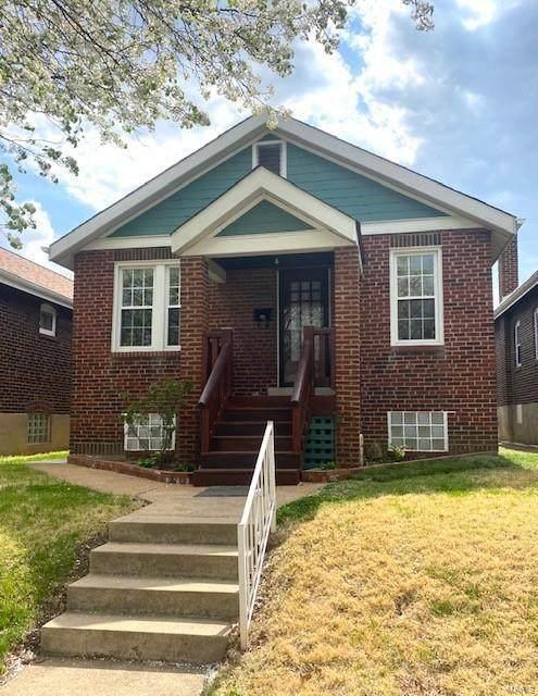 4124 Fillmore Street, St Louis, MO 63116 (#21021891) :: RE/MAX Vision
