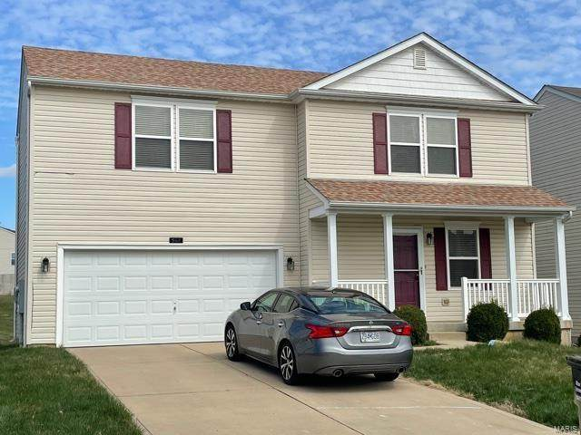 257 Preserve Park Place, Wentzville, MO 63385 (#21022192) :: St. Louis Finest Homes Realty Group