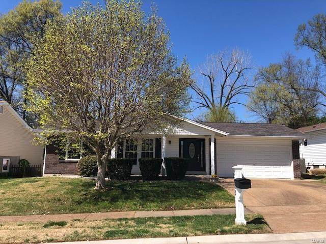 3183 Donnycave Lane, Maryland Heights, MO 63043 (#21022682) :: RE/MAX Vision