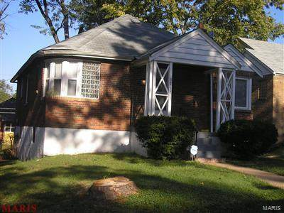 3217 Capehart, St Louis, MO 63121 (#21022894) :: Clarity Street Realty