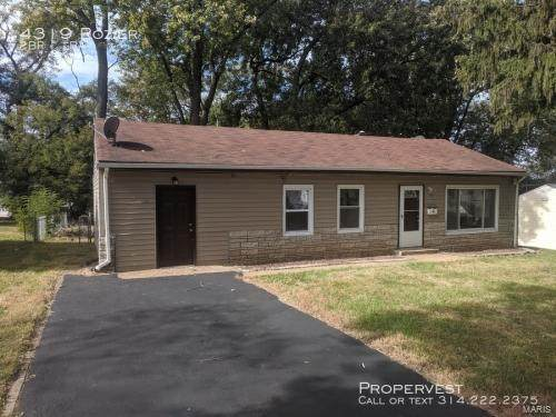 4319 Rozier, St Louis, MO 63134 (#21022902) :: Clarity Street Realty
