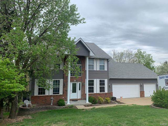 723 Heatherstone, High Ridge, MO 63049 (#21023500) :: Parson Realty Group