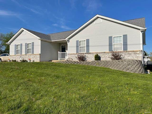 306 Lyons Drive, Troy, MO 63379 (#21023700) :: Parson Realty Group