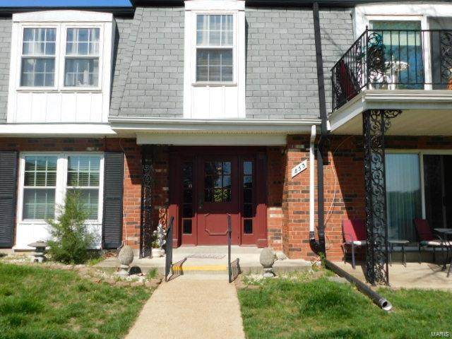853 Dumont H, St Louis, MO 63125 (#21023864) :: Reconnect Real Estate