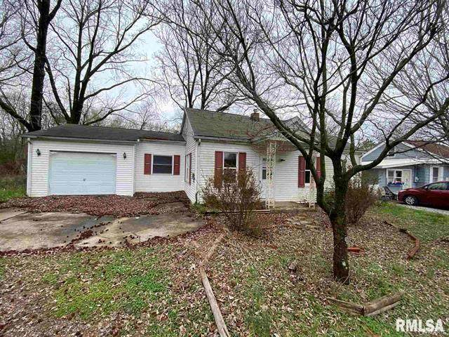 36 New Hill Ext, MURPHYSBORO, IL 62966 (#21024093) :: Tarrant & Harman Real Estate and Auction Co.