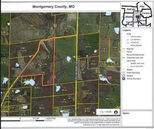 0 Cedar Ridge Road, Unincorporated, MO 63359 (#21024165) :: Parson Realty Group