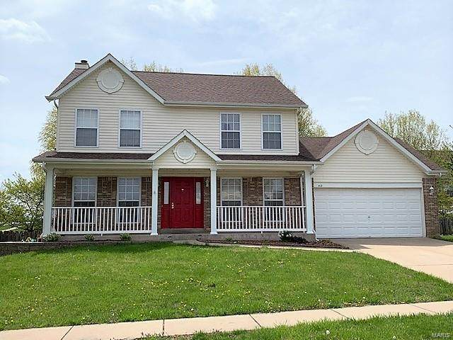 412 Spirit Drive, Lake St Louis, MO 63367 (#21024659) :: Terry Gannon | Re/Max Results