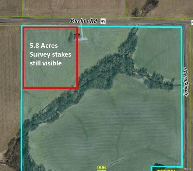 0 Buchta Rd., Edwardsville, IL 62025 (#21024884) :: Parson Realty Group