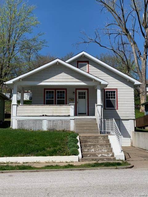 207 Magnolia Avenue, Hannibal, MO 63401 (#21024957) :: Parson Realty Group