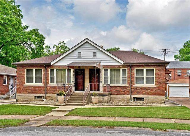 6255 Nagel Avenue, St Louis, MO 63109 (#21025954) :: Clarity Street Realty