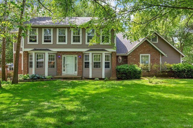634 Old Ballwin Rd, Ballwin, MO 63011 (#21027436) :: Jenna Davis Homes LLC