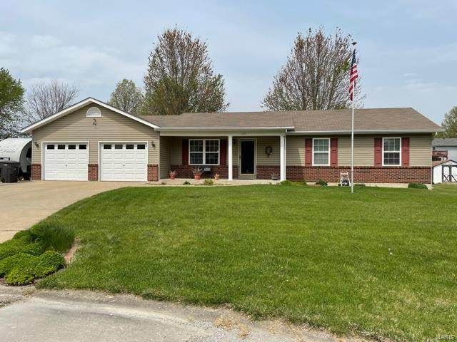 1037 Cottonwood Court, Troy, MO 63379 (#21027497) :: Parson Realty Group