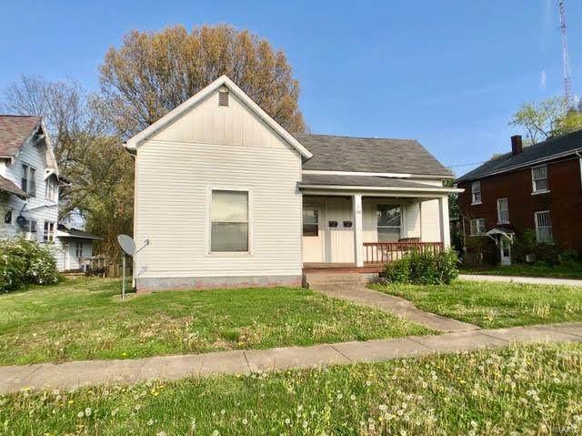 200 N Webster, HARRISBURG, IL 62946 (#21027599) :: Clarity Street Realty
