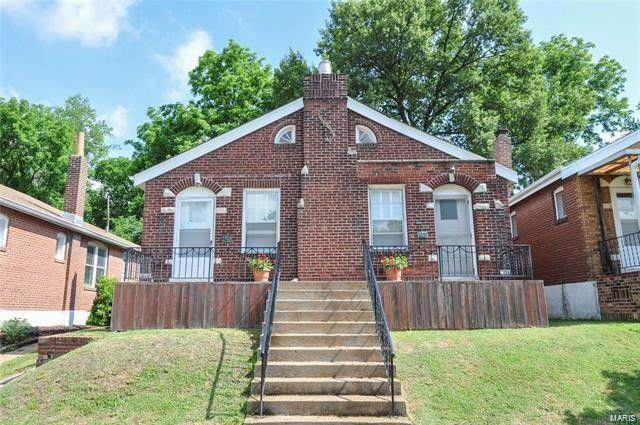 6509 Hoffman Avenue, St Louis, MO 63139 (#21027904) :: Parson Realty Group