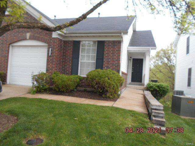 1176 Big Bend Crossing Drive, Manchester, MO 63088 (#21027912) :: Clarity Street Realty