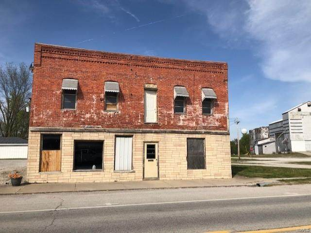 107 W Main St, COFFEEN, IL 62017 (#21027943) :: Parson Realty Group